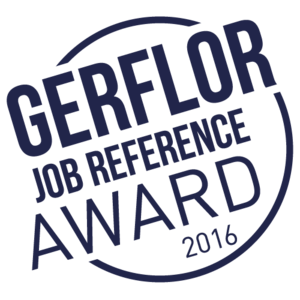 Job Reference Award 2016 Blue